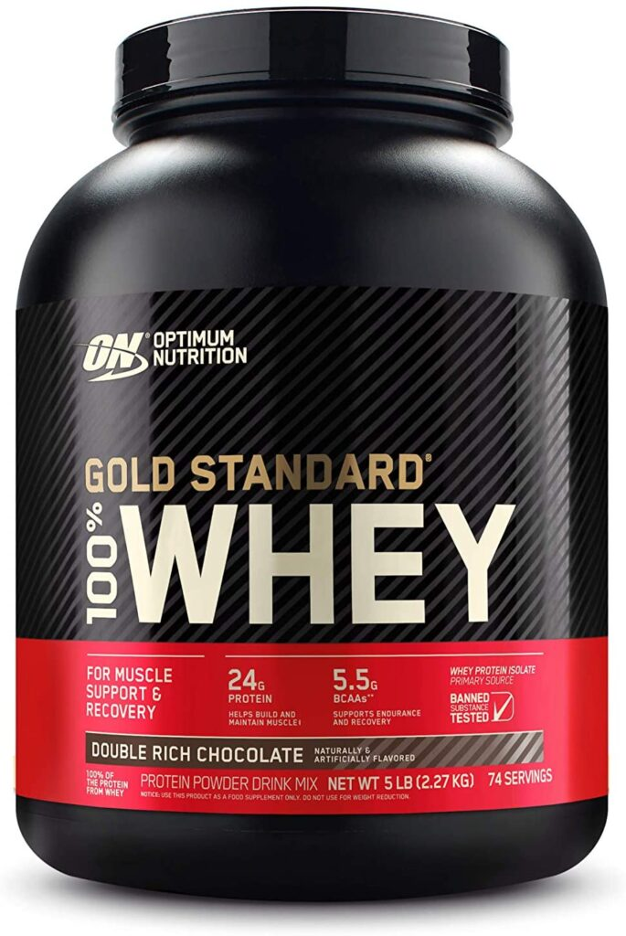 Optimum nutrition whey protein - is whey protein good for abs