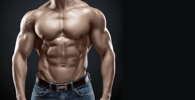 Is whey protein good for building abs