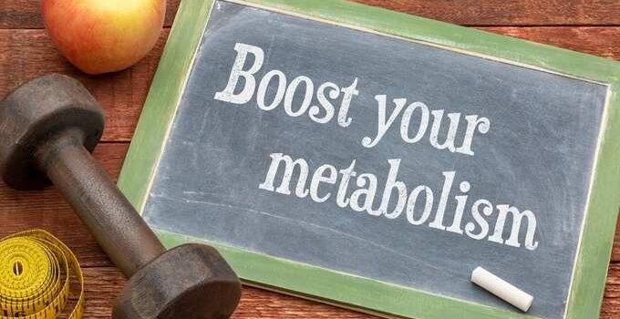 jumpstart metabolism for weight loss