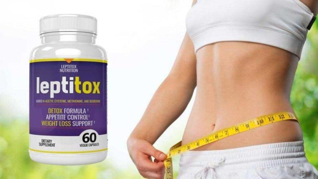 leptitox - best diet pills for weight loss