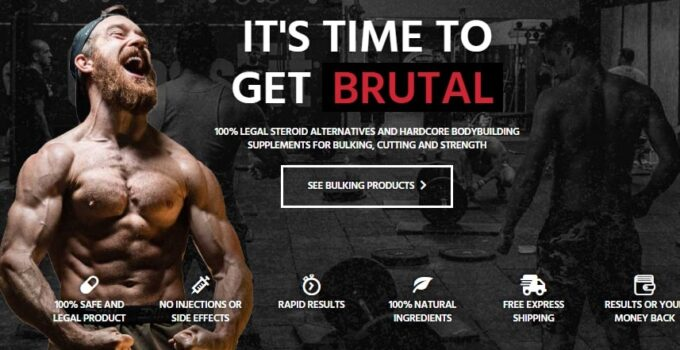 Brutal force supplement review