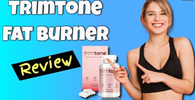 trimtone weight loss supplement for women review