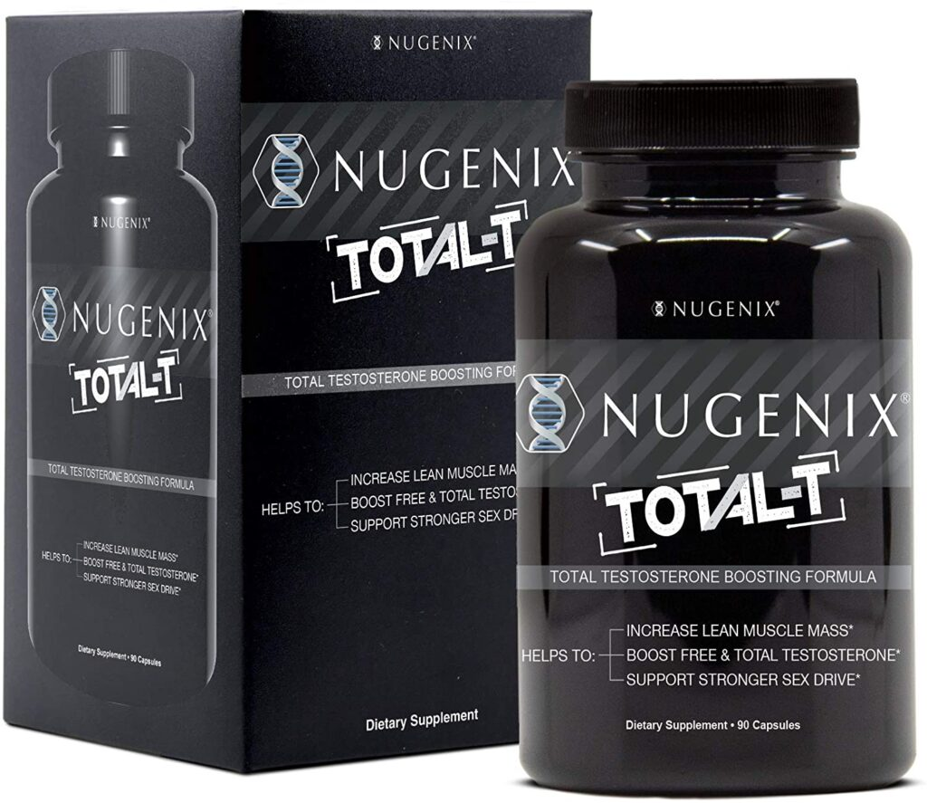 nugenix best testosterone booster for sex and libido