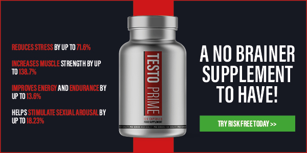 Testoprime ultimate best testosterone booster for improved sex life