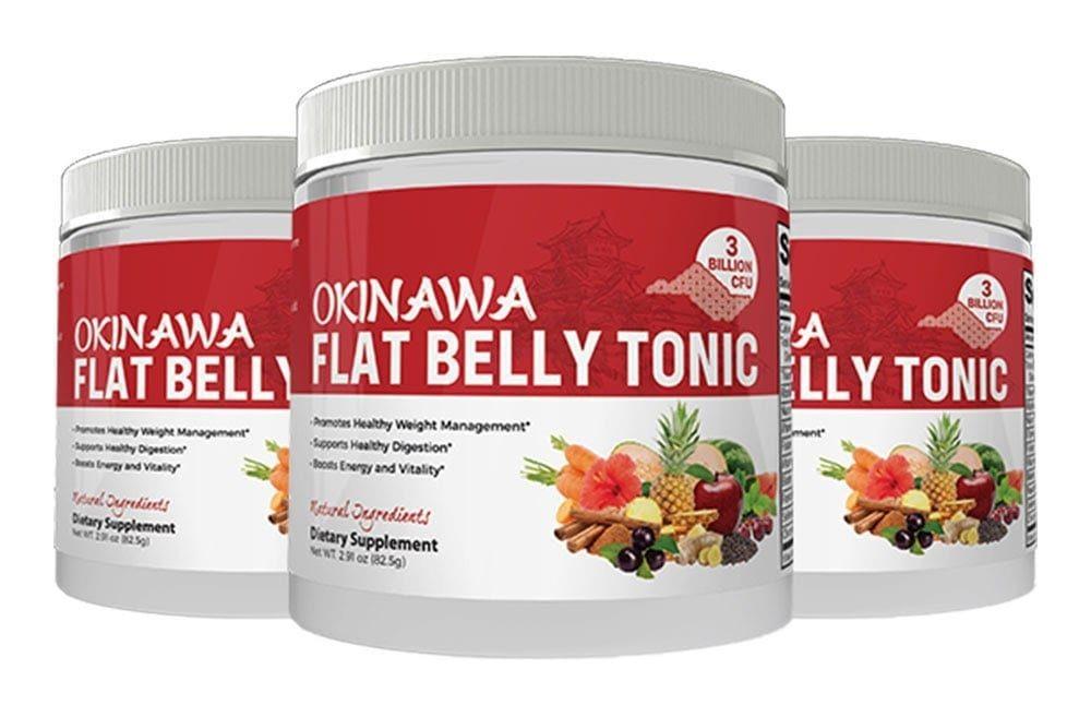 Okinawa belly fat burner