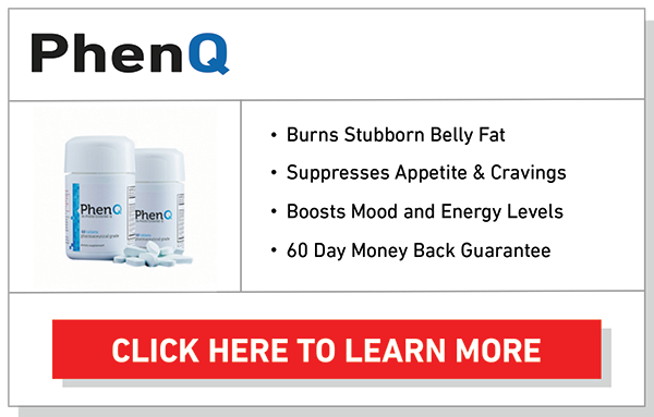PhenQ belly fat burner