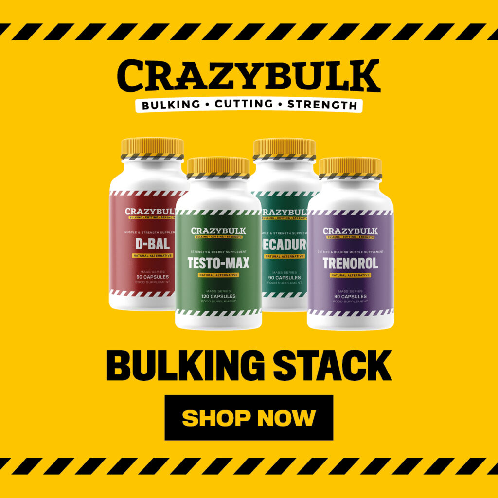 Bulking stack - how to get buff fast