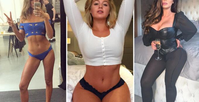 slim thick body goals