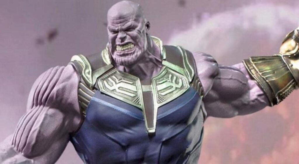 Thanos how to get buff fast